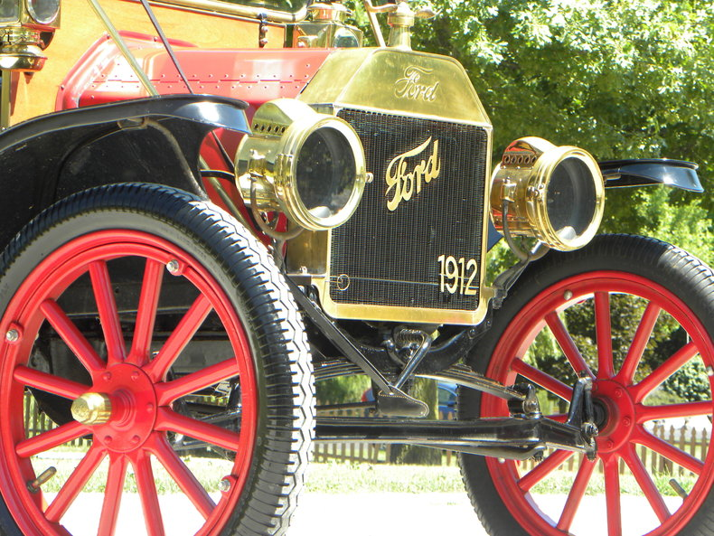 1912 Ford Model T Image 15