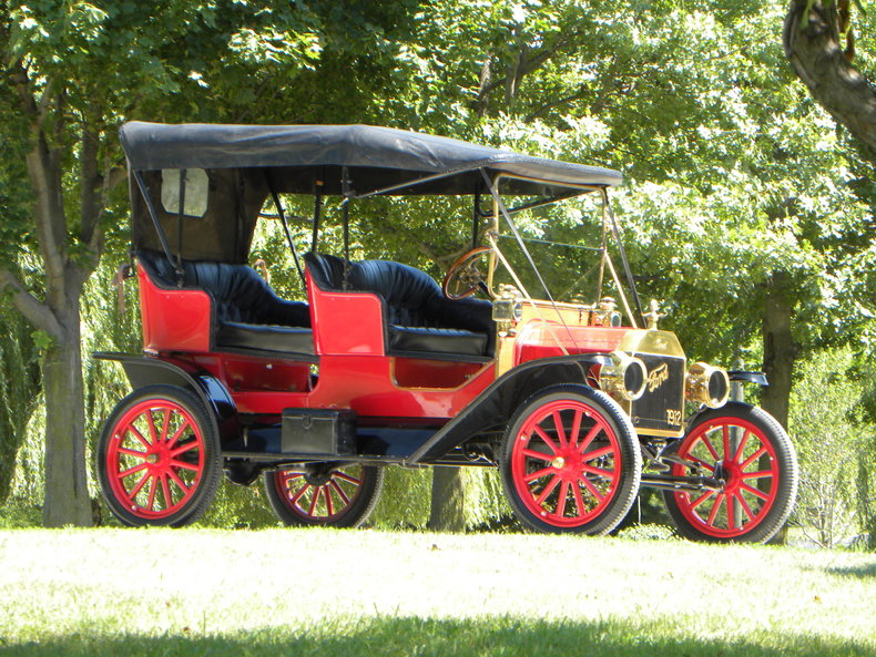 1912 Ford Model T Image 7