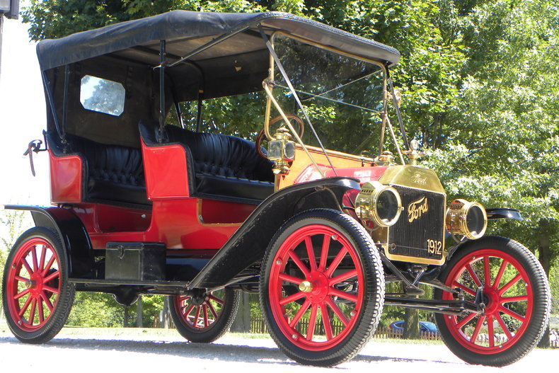1912 Ford Model T Image 12