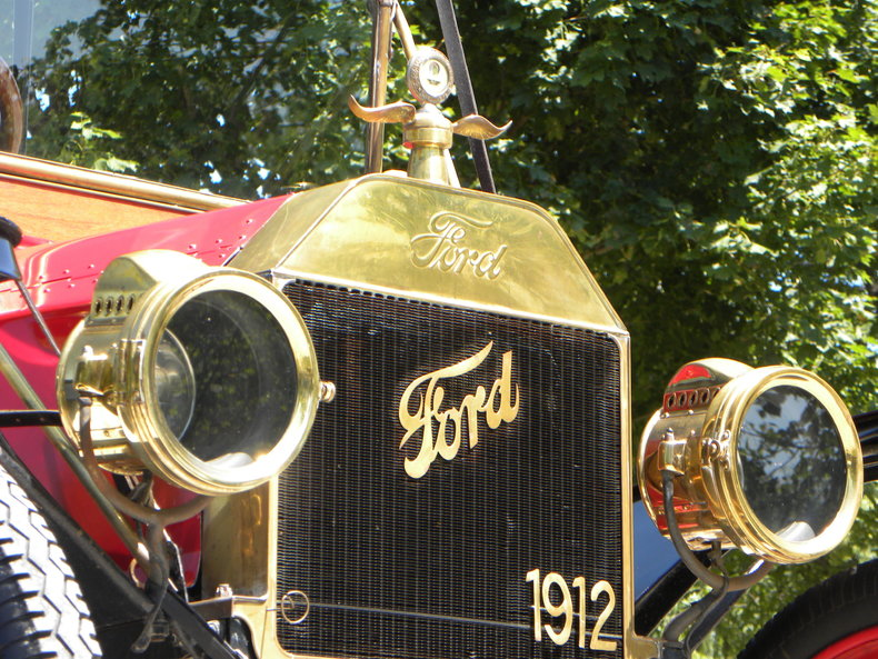 1912 Ford Model T Image 16
