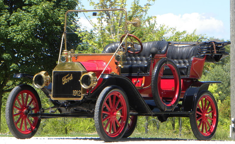 1912 Ford Model T Image 27