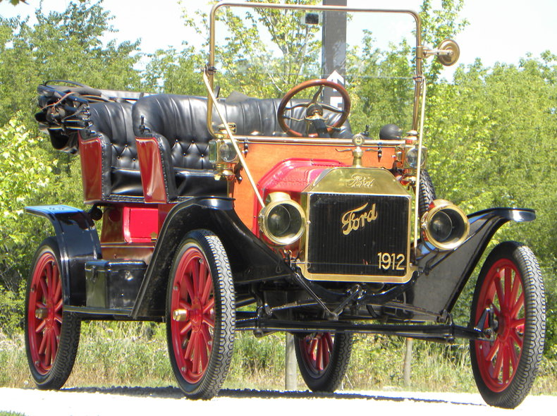 1912 Ford Model T Image 29