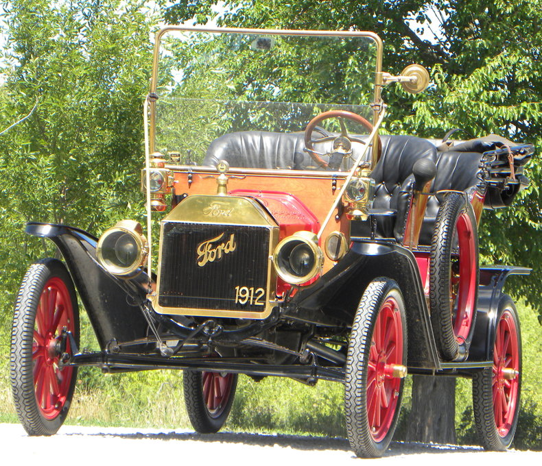 1912 Ford Model T Image 28