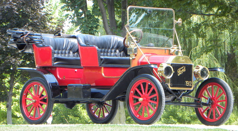 1912 Ford Model T Image 30