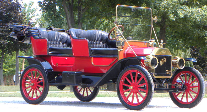 1912 Ford Model T Image 32
