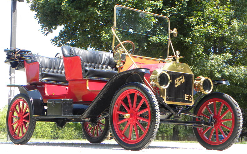 1912 Ford Model T Image 33