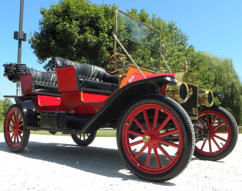 1912 Ford Model T Image 37