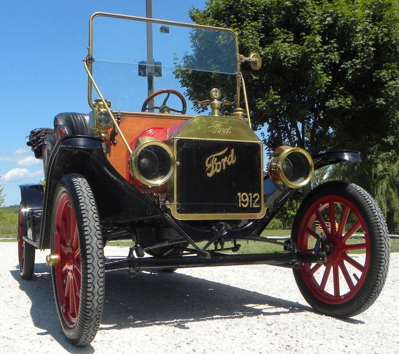 1912 Ford Model T Image 39