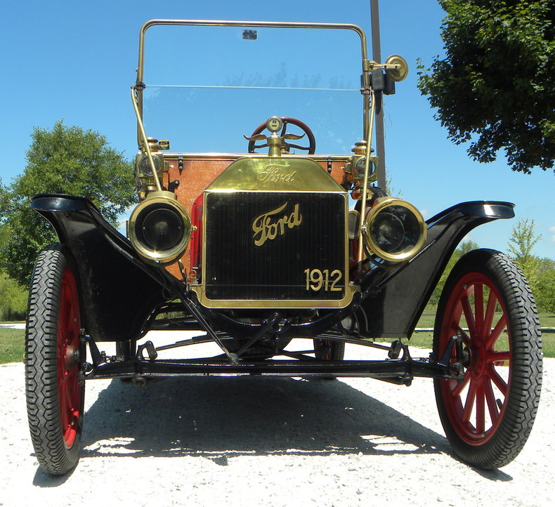 1912 Ford Model T Image 40