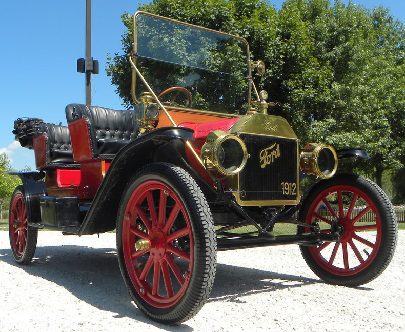 1912 Ford Model T Image 38