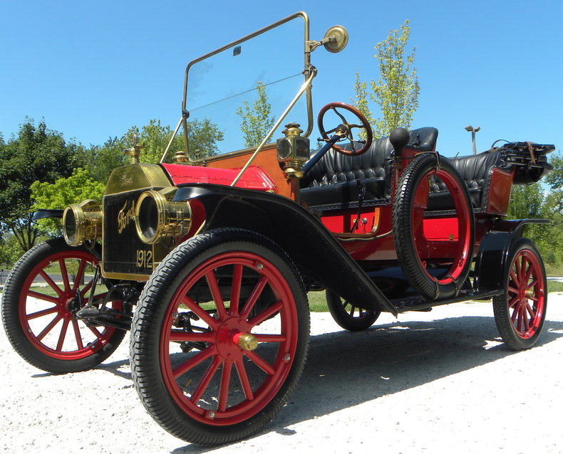 1912 Ford Model T Image 42