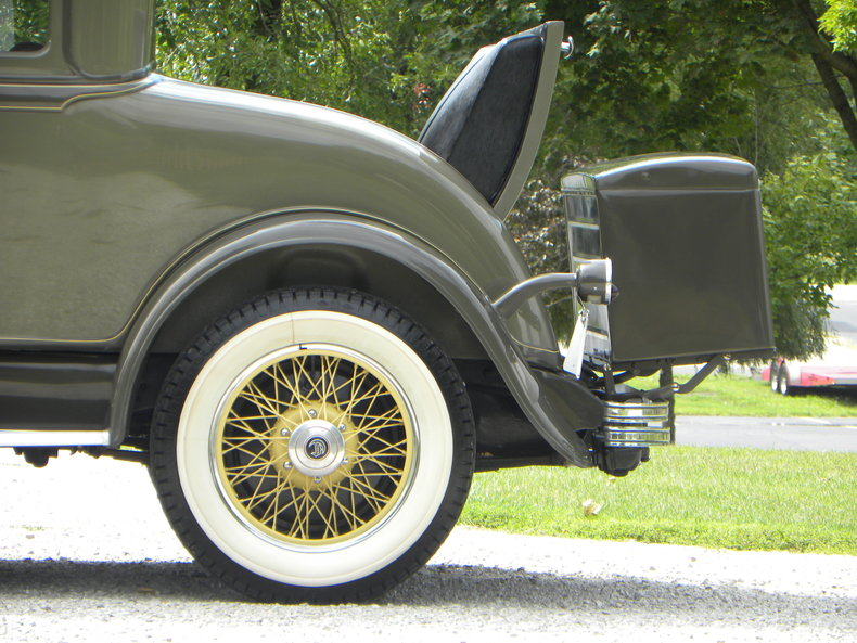 1929 Chrysler Series 65 Image 3