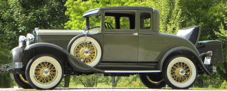 1929 Chrysler Series 65 Image 9