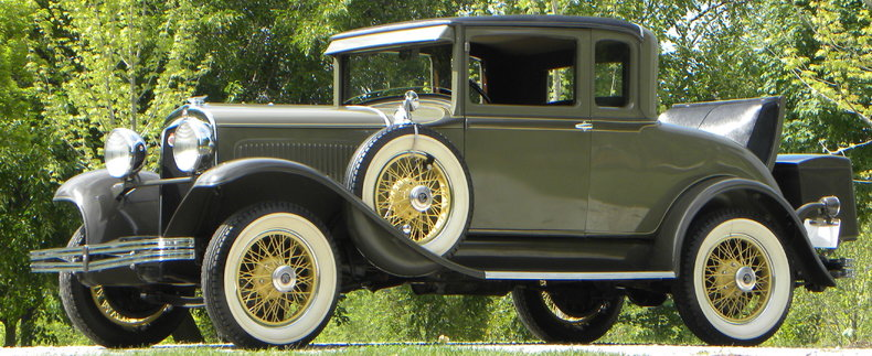 1929 Chrysler Series 65 Image 10