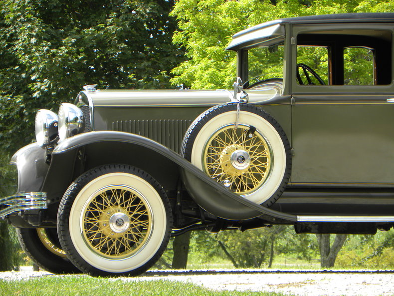 1929 Chrysler Series 65 Image 8