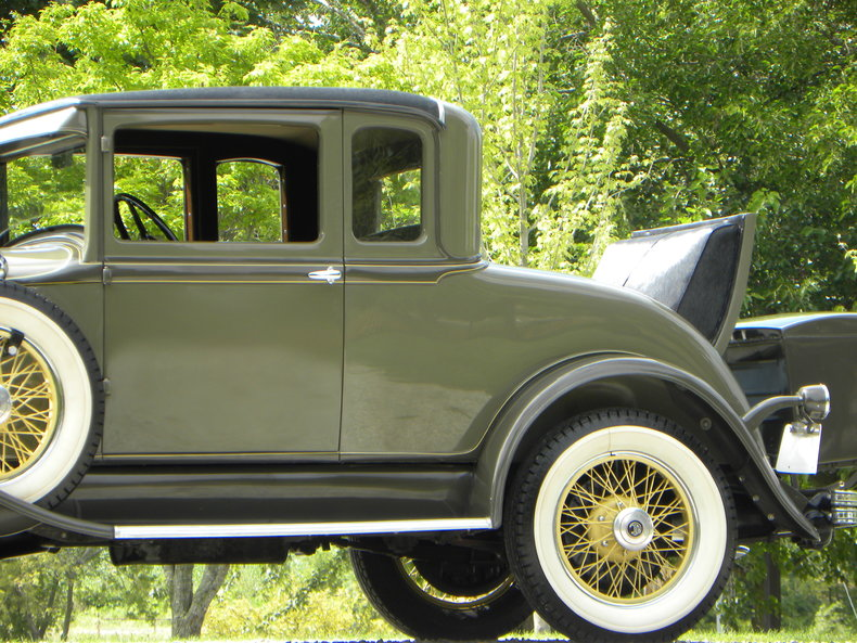1929 Chrysler Series 65 Image 7