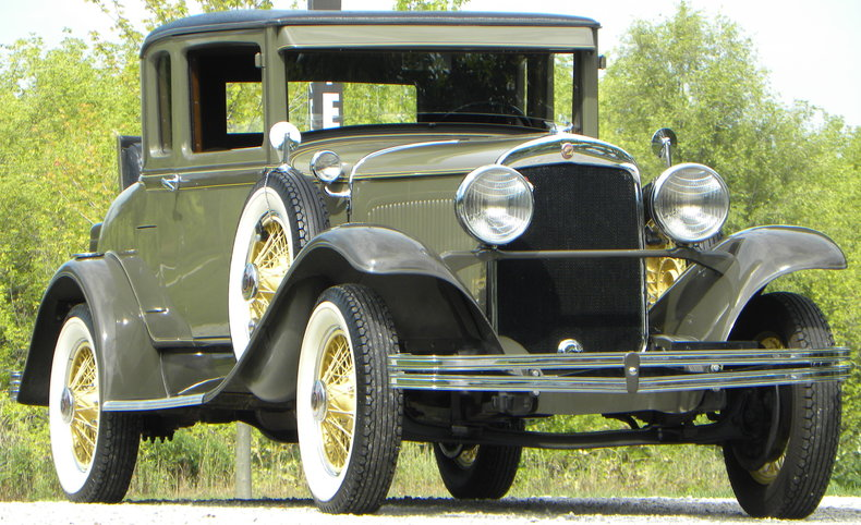 1929 Chrysler Series 65 Image 14