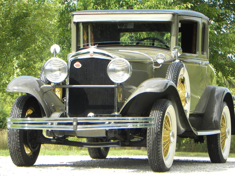1929 Chrysler Series 65 Image 11