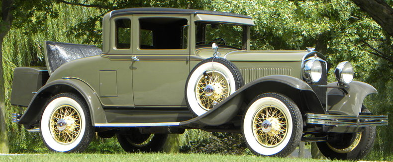1929 Chrysler Series 65 Image 16