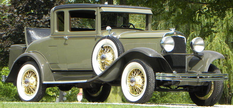 1929 Chrysler Series 65 Image 15
