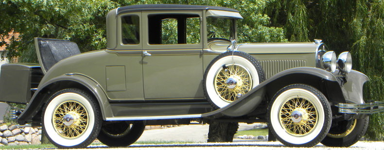 1929 Chrysler Series 65 Image 17