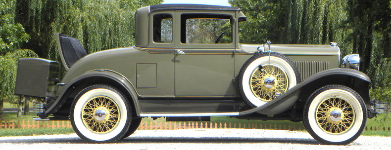 1929 Chrysler Series 65 Image 19