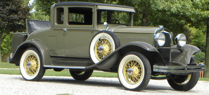 1929 Chrysler Series 65 Image 23