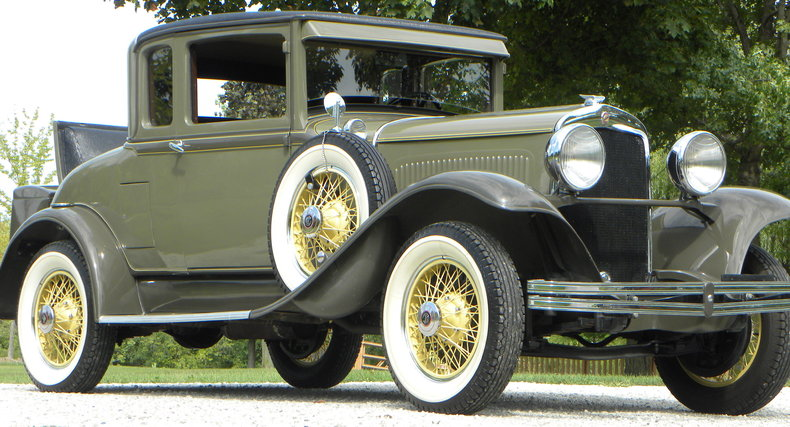 1929 Chrysler Series 65 Image 24