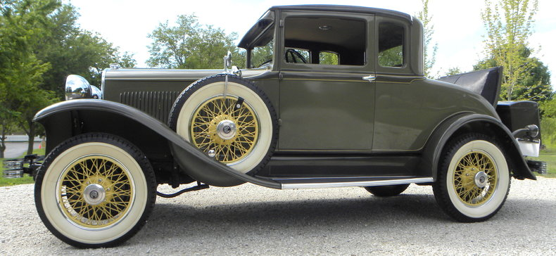 1929 Chrysler Series 65 Image 37