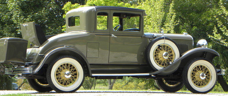 1929 Chrysler Series 65 Image 38