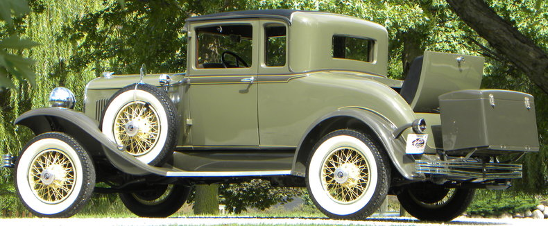 1929 Chrysler Series 65