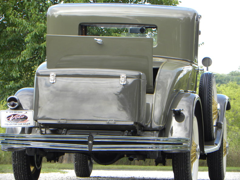 1929 Chrysler Series 65 Image 44