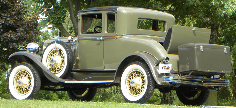 1929 Chrysler Series 65 Image 46
