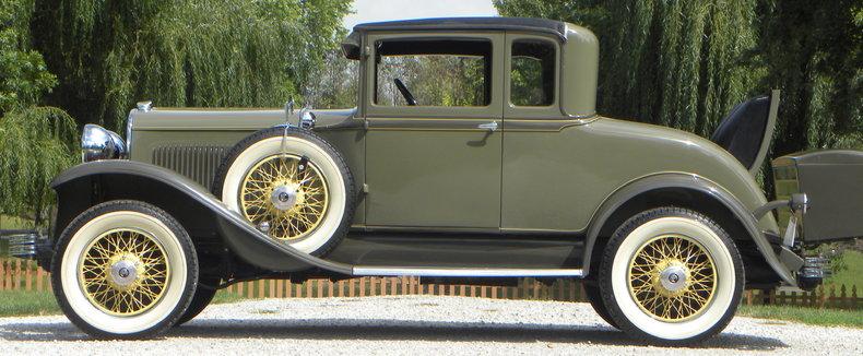 1929 Chrysler Series 65 Image 48