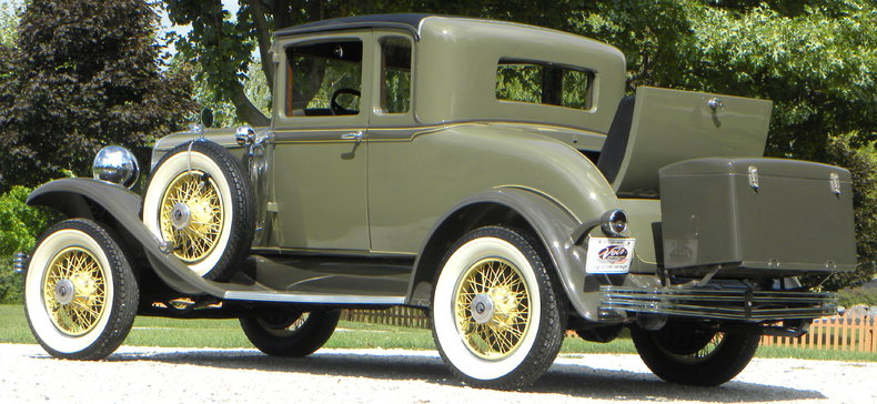 1929 Chrysler Series 65 Image 51