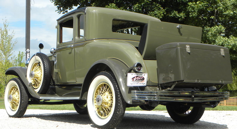 1929 Chrysler Series 65 Image 52