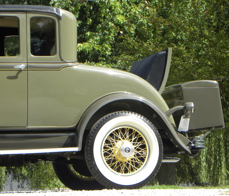 1929 Chrysler Series 65 Image 50