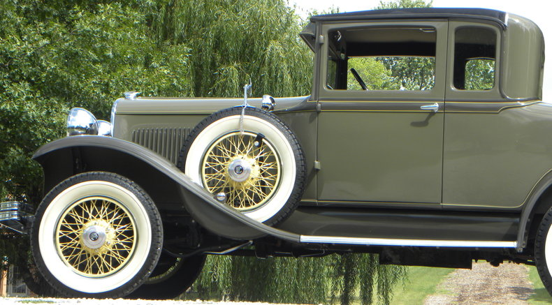 1929 Chrysler Series 65 Image 49