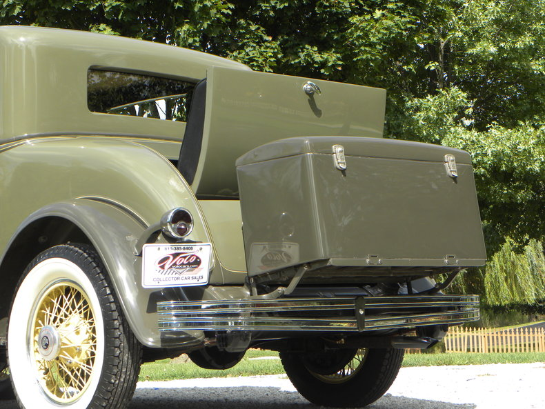 1929 Chrysler Series 65 Image 53