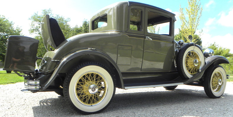 1929 Chrysler Series 65 Image 56