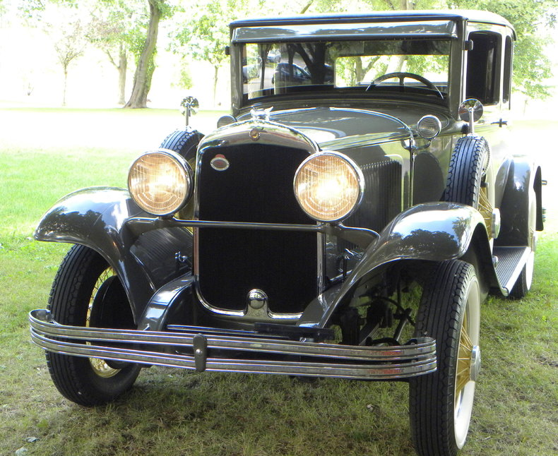 1929 Chrysler Series 65 Image 92