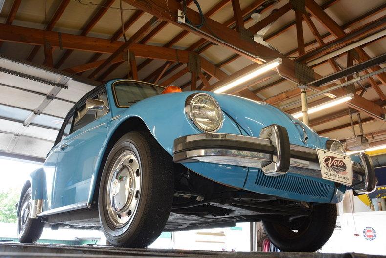 1976 Volkswagen Super Beetle Image 87