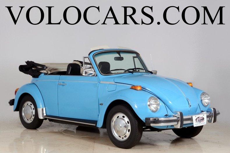1976 Volkswagen Super Beetle Image 1