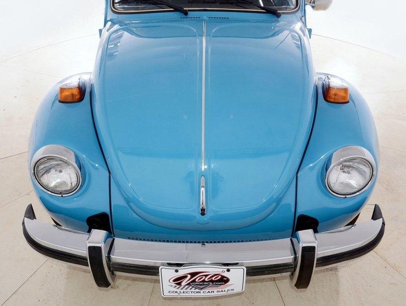 1976 Volkswagen Super Beetle Image 7