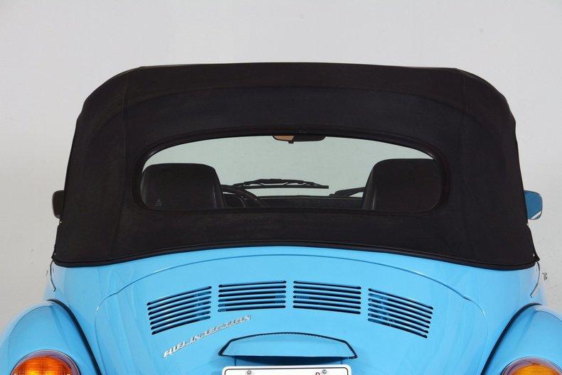 1976 Volkswagen Super Beetle Image 8