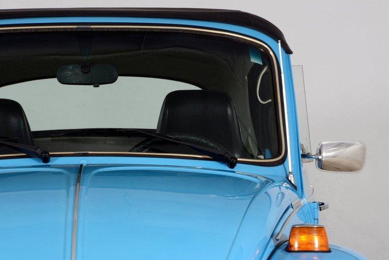 1976 Volkswagen Super Beetle Image 14