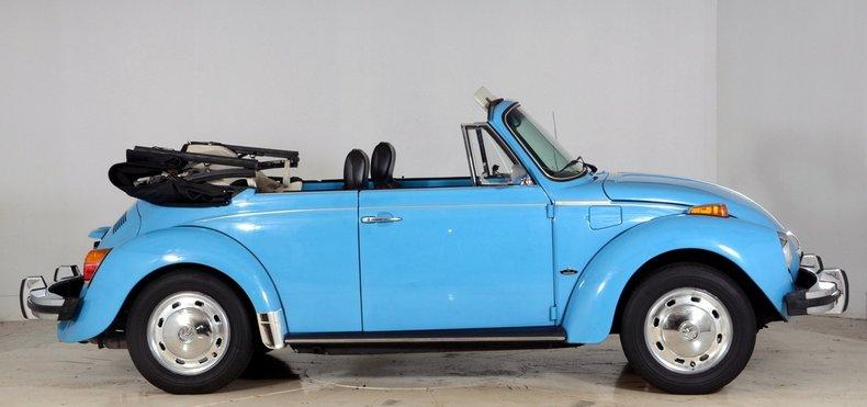 1976 Volkswagen Super Beetle Image 17