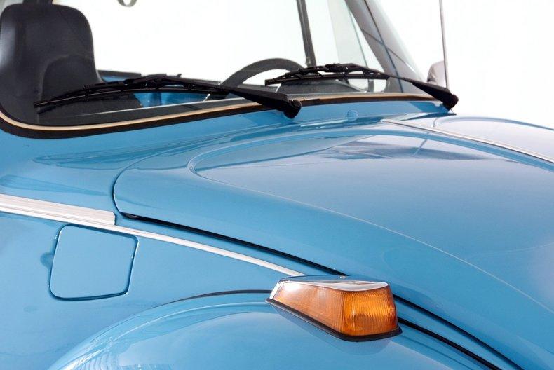 1976 Volkswagen Super Beetle Image 19