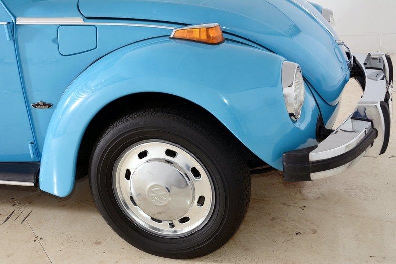 1976 Volkswagen Super Beetle Image 22