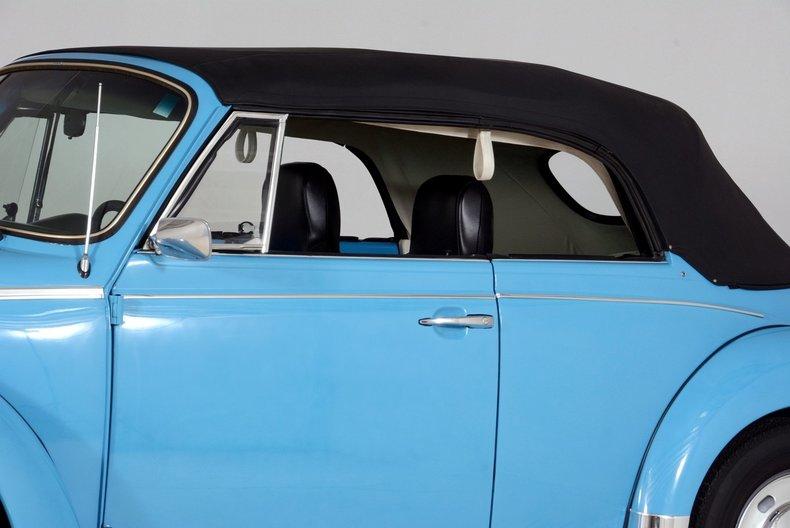 1976 Volkswagen Super Beetle Image 23